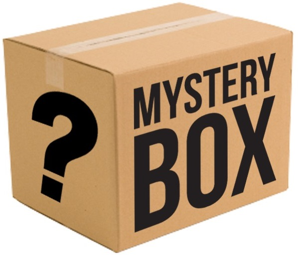 Snail mail and the mystery box