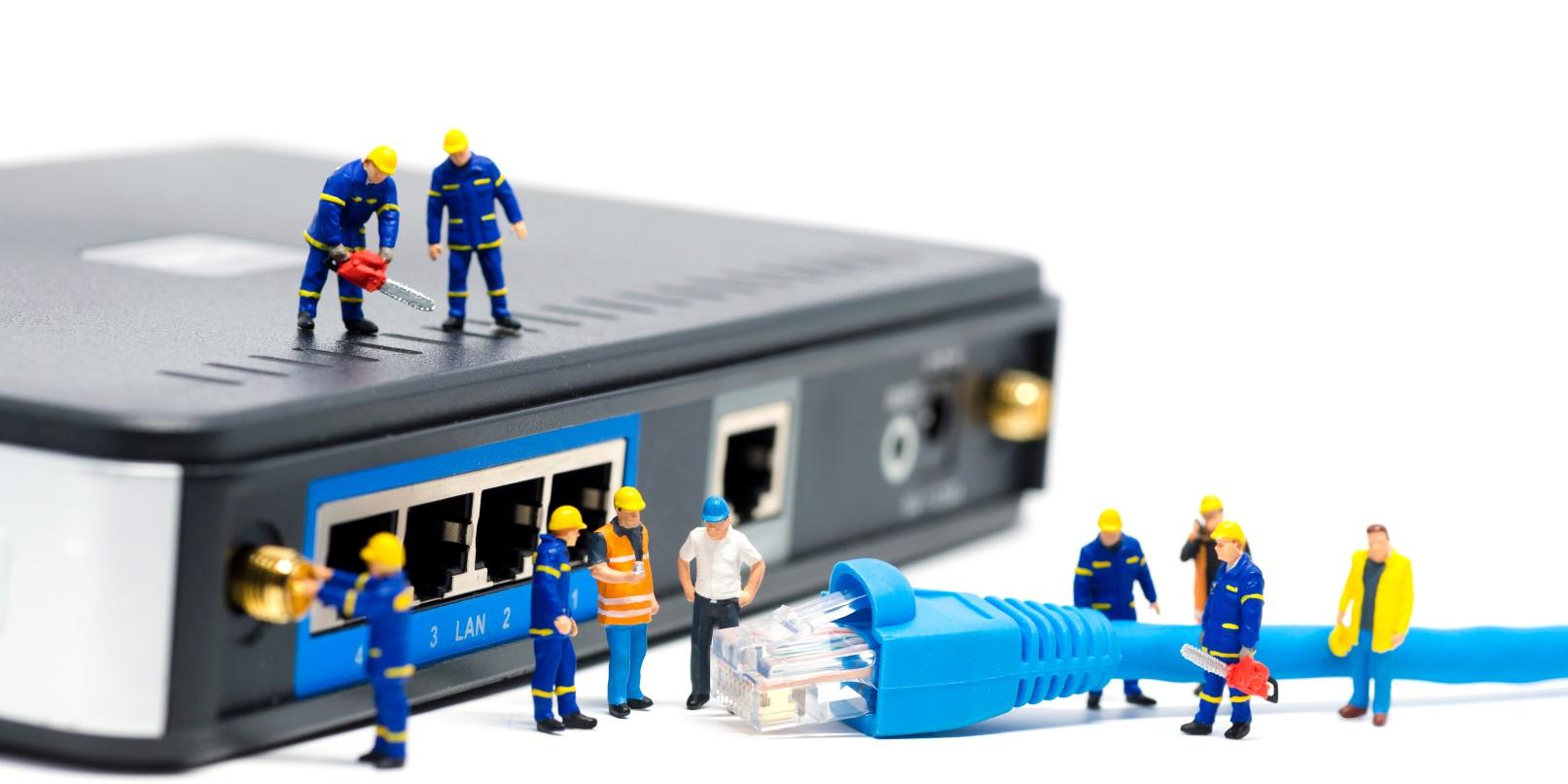 The war over broadband